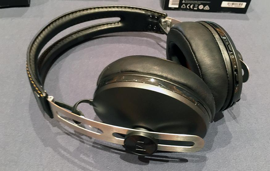 CES 2015: Sennheiser cuts the cord on its Momentum headphones