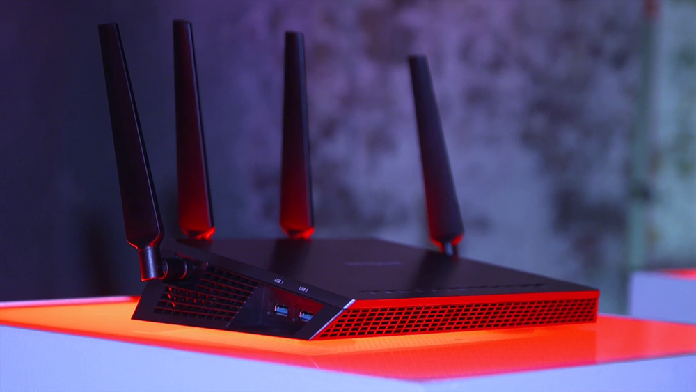 CyberShack TV: A look at the Netgear Nighthawk X4S Modem
