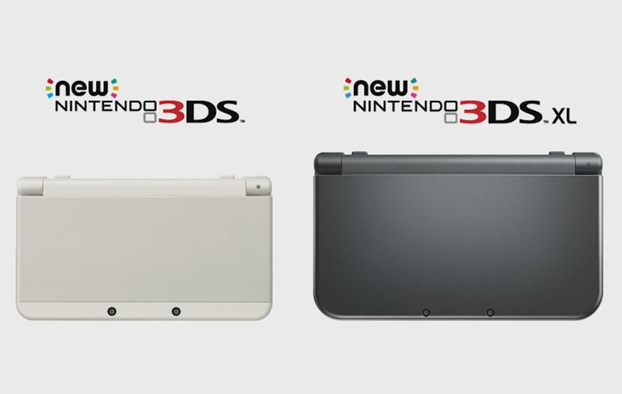 Nintendo's New 3DS models now available in Australia and New Zealand