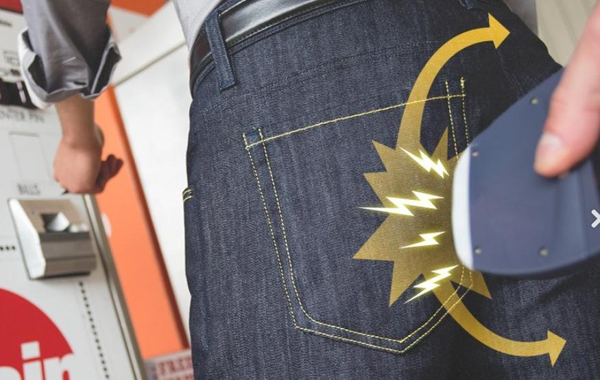 Norton diversifies product line with RFID-blocking jeans