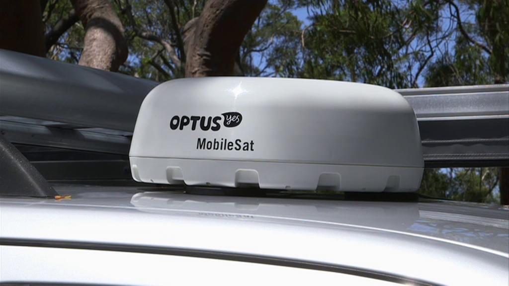 CyberShack TV: A look at Optus MobileSat