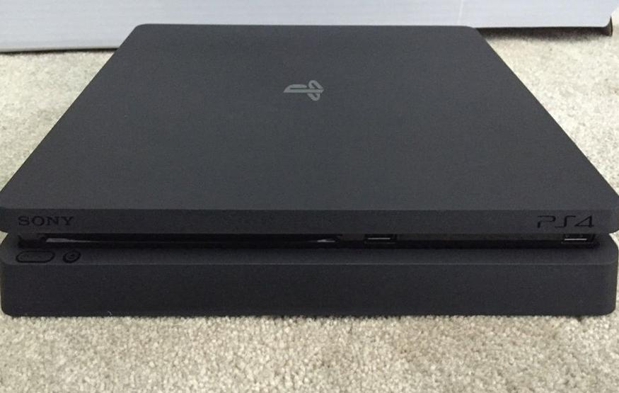 "Leaked images reveal ""PlayStation 4 Slim"""