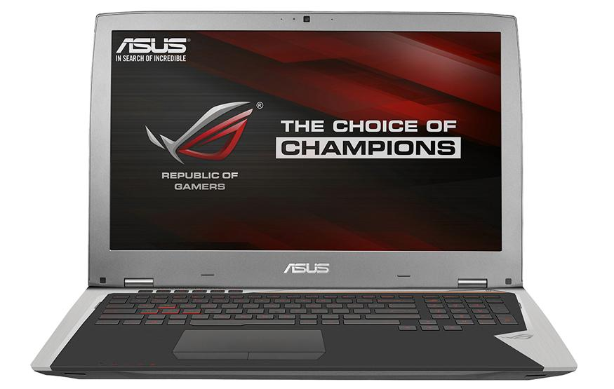 ASUS' AUD$7,999 liquid-cooled gaming notebook available locally from ...