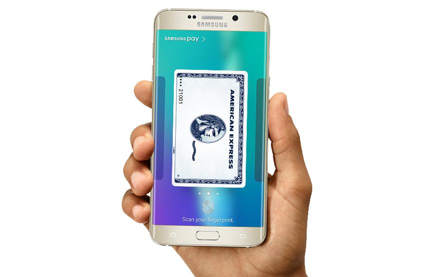 American Express first to get on board with Samsung Pay in Australia