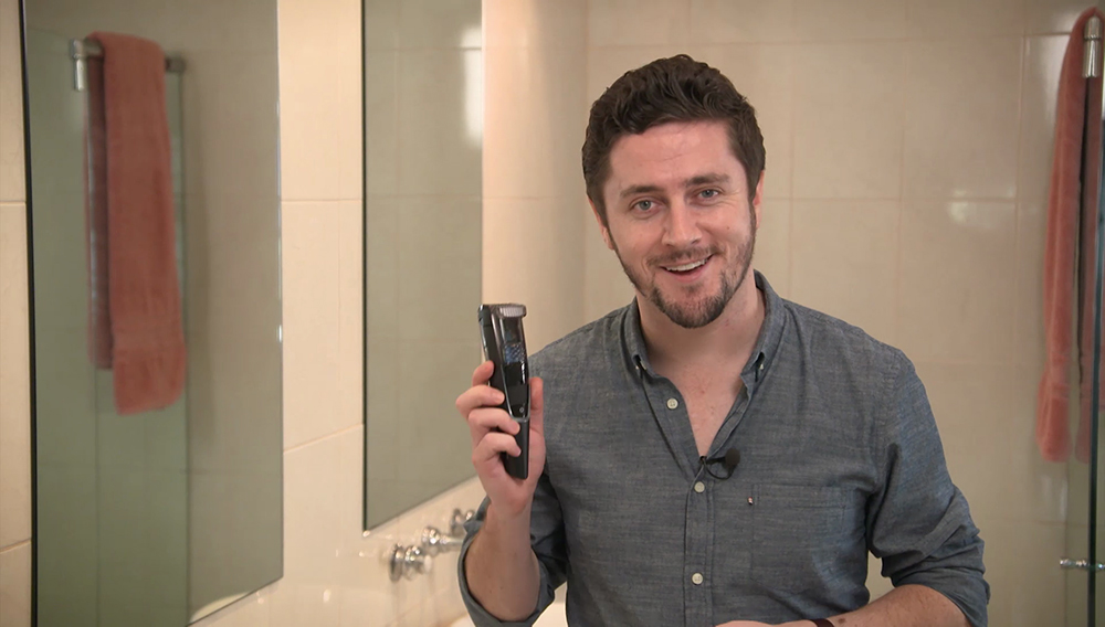 CyberShack TV : A look at the Phillips Vacuum Shaver