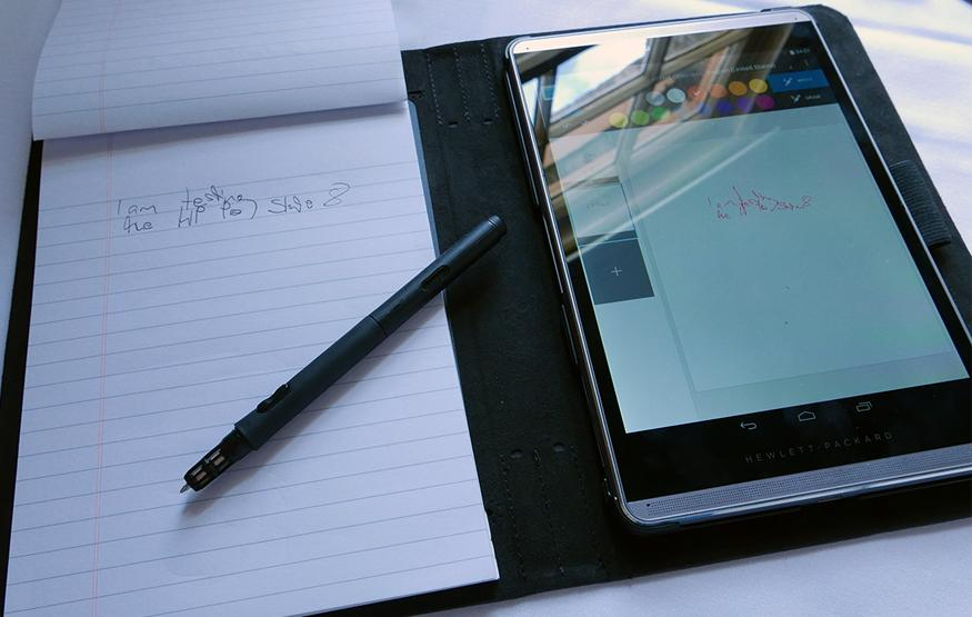 Hands on with the HP Pro Slate 8 and HP Pro Slate 12 and their incredible s...