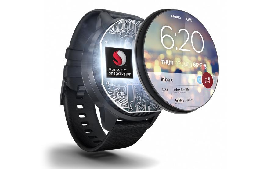 Qualcomm's new processor promises thinner, longer lasting smartwatche...
