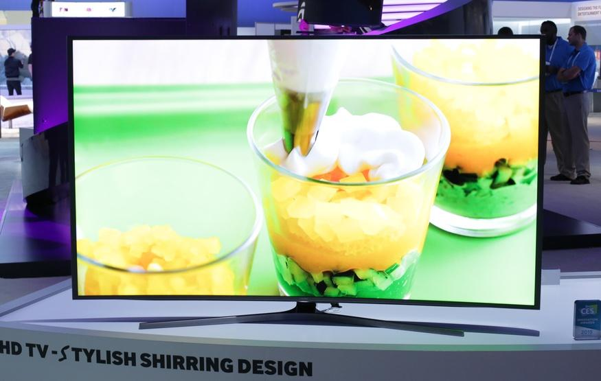 CES 2015 First Impressions: Samsung SUHD TVs – Is seeing believing?