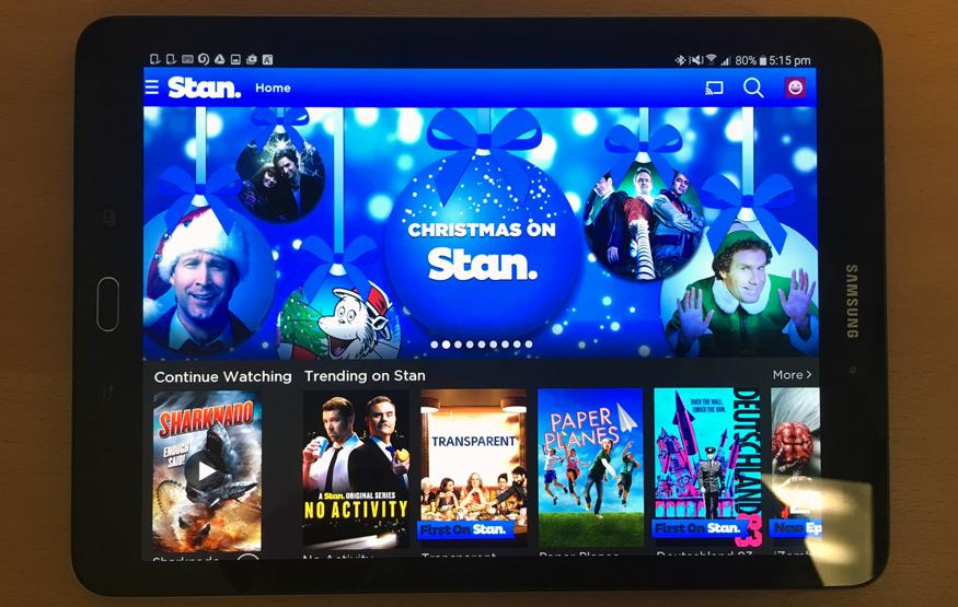 The best entertainment apps for Android tablets