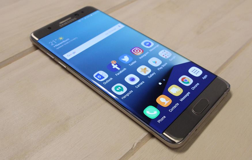 Australian Review: Samsung Galaxy Note 7 – Completing the family