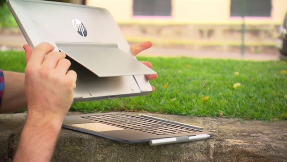 CyberShack TV: Hands on with the HP Envy 13 x2