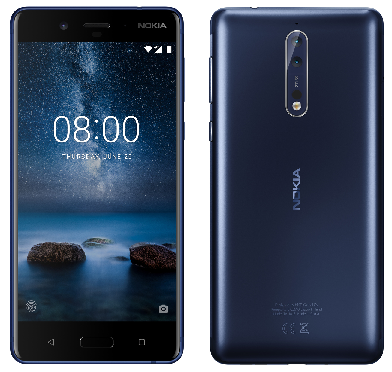 Nokia's 2018 smartphone lineup has every user covered
