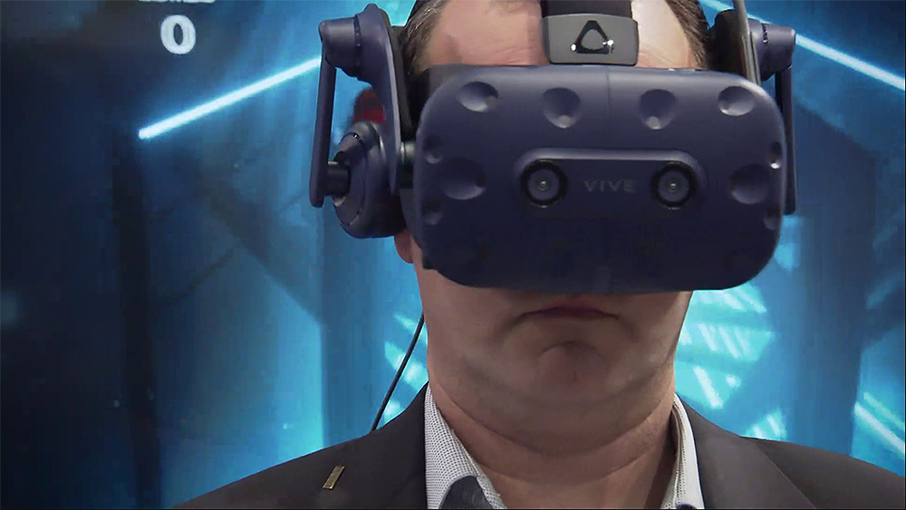 CyberShack TV Season 24: Ep10 – HTC Vive Pro VR System at IFA 2018 Expo