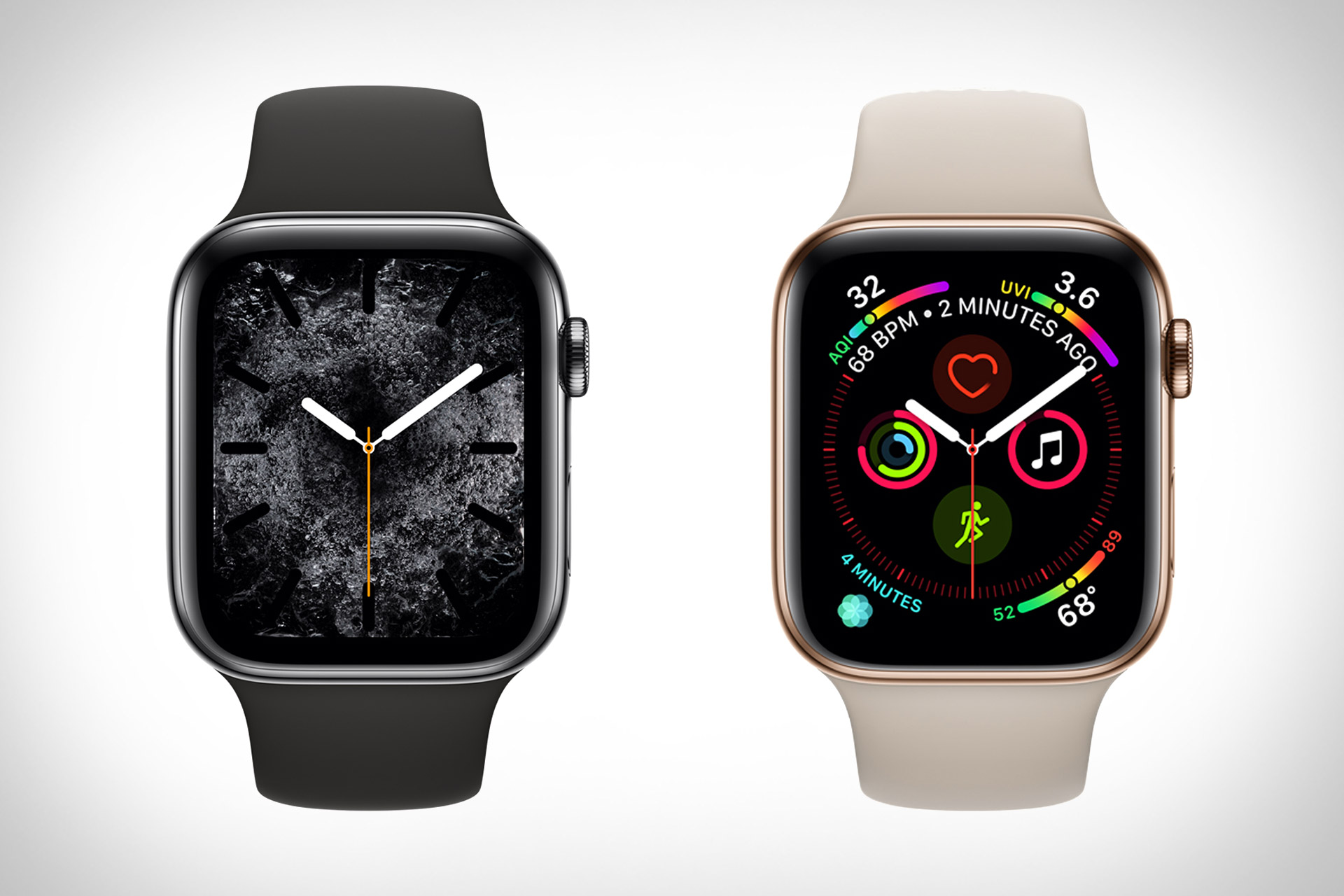 Apple Watch Series 4 – Featuring a Stunning New Display, Electrocardi...
