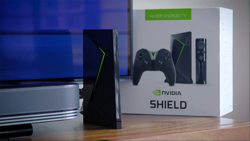 CyberShack TV Season 24: Ep12 – Nvidia Shield TV