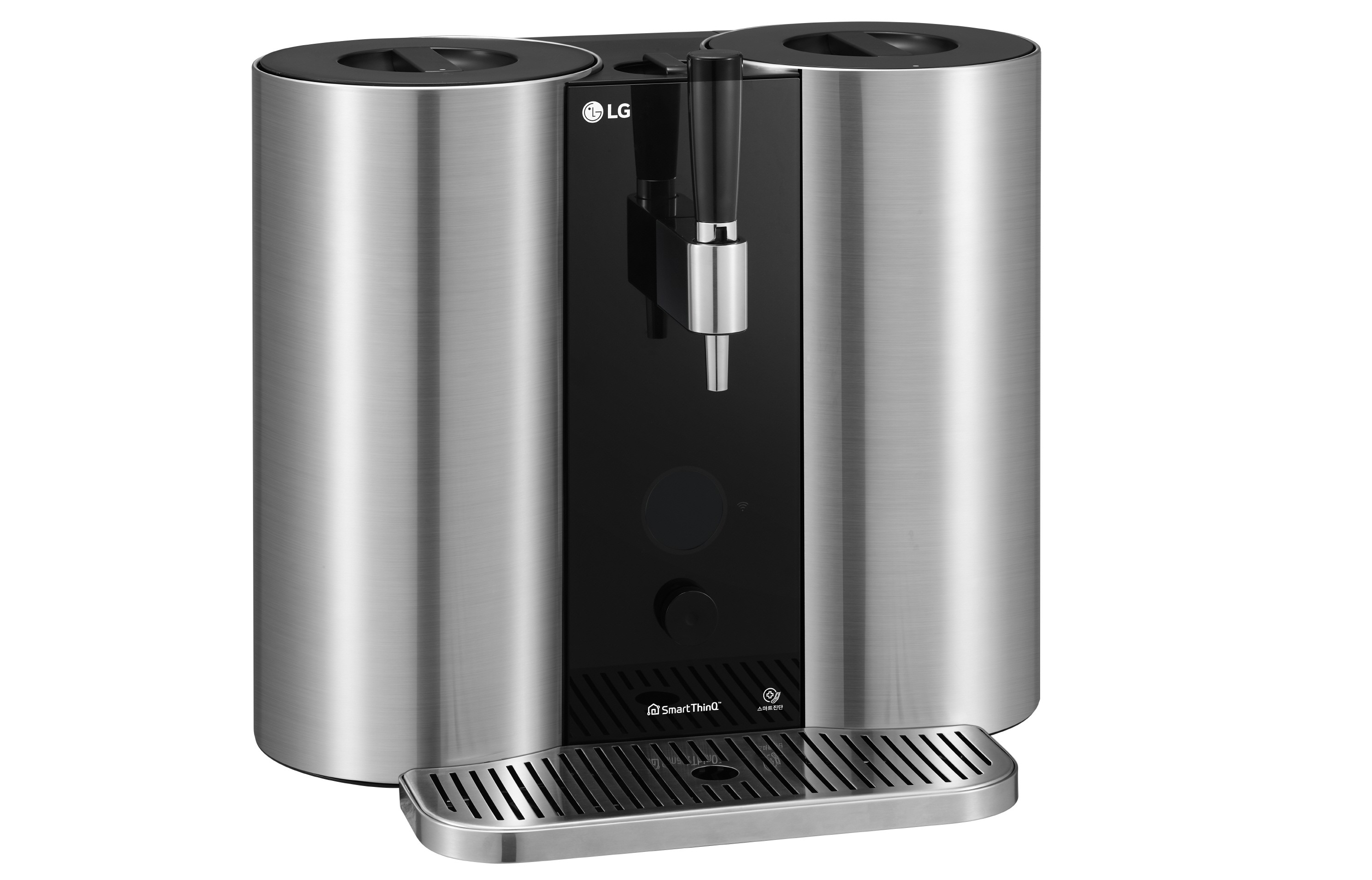 Move aside, espresso machines – LG has a beer maker