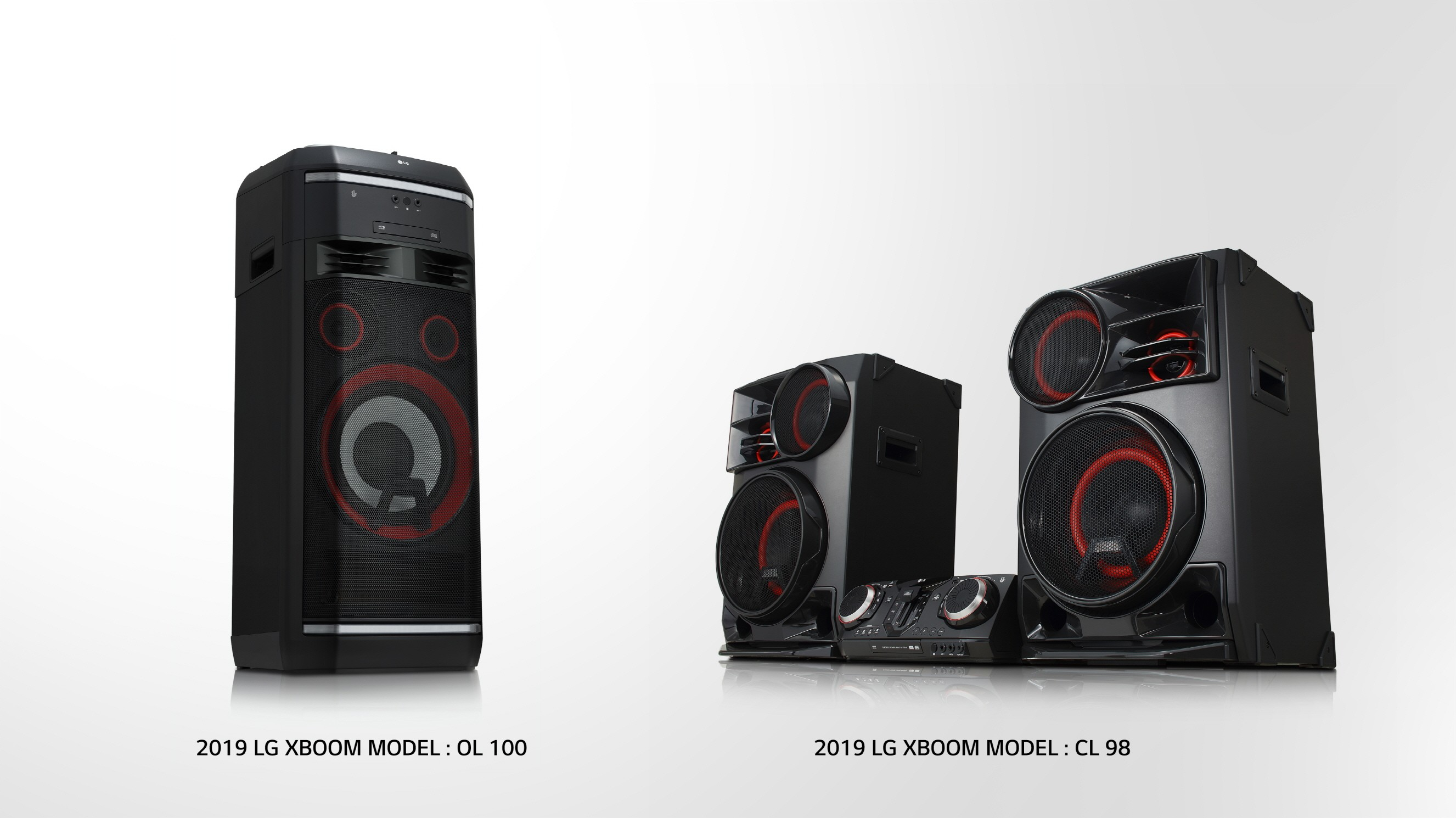 LG's new XBOOM speakers are set to party