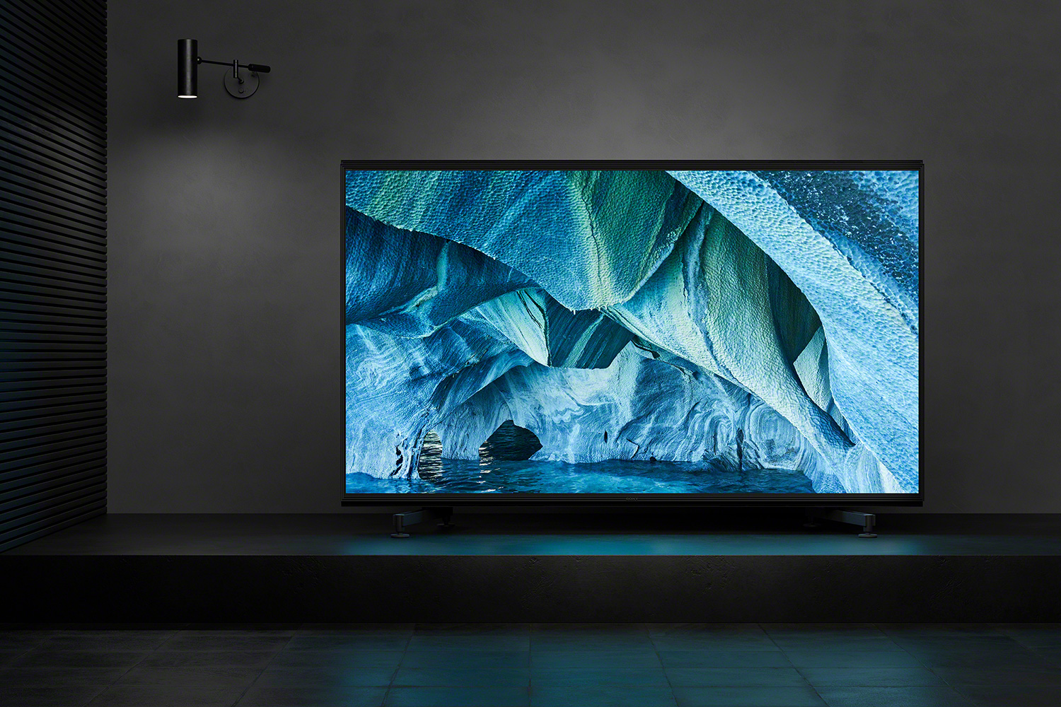 Sony's 2019 TV lineup features 8K resolution and 85-inch screens