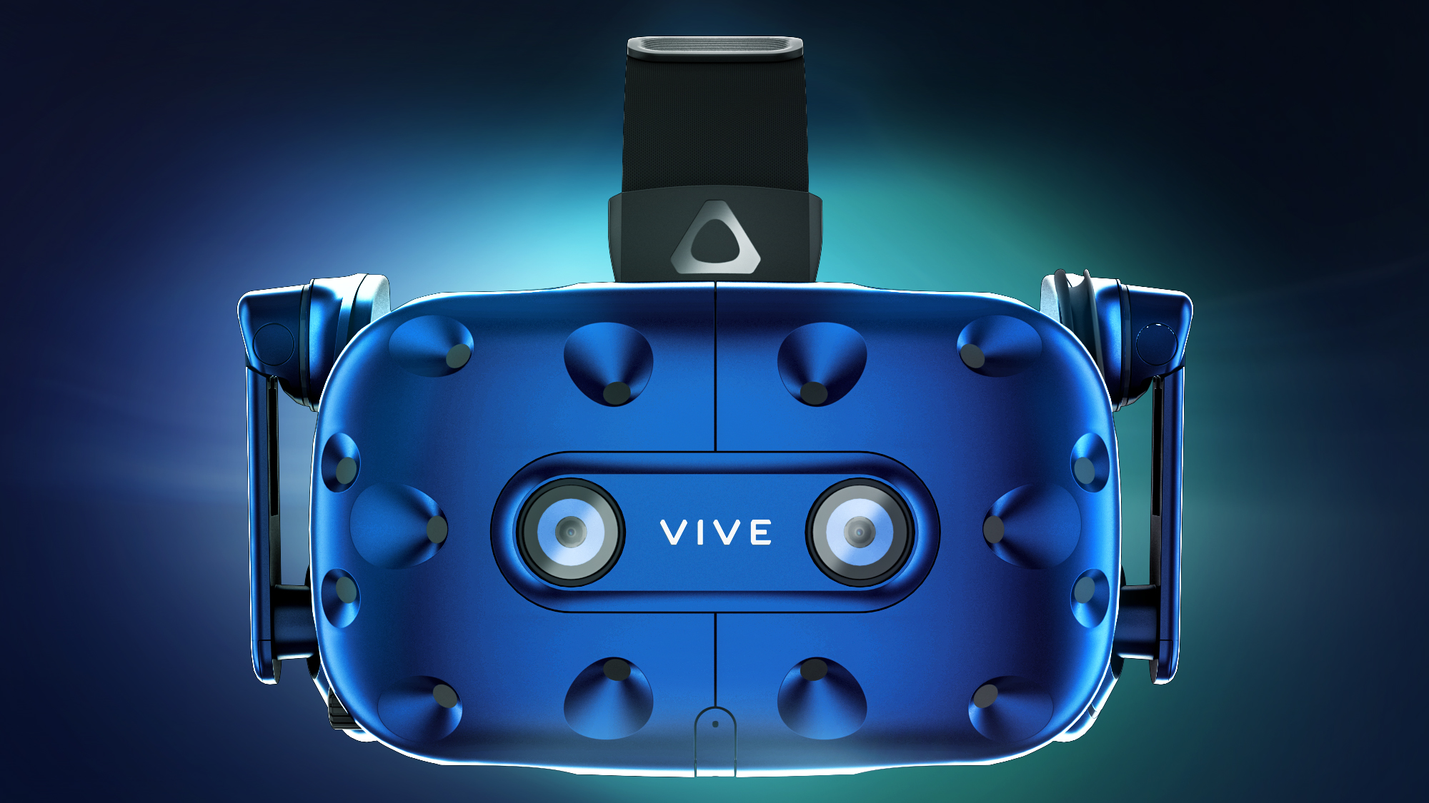 The HTC Vive Pro VR headset is getting eye tracking support