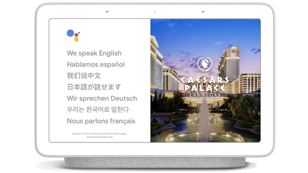 Google Assistant is getting an interpreter mode for translation