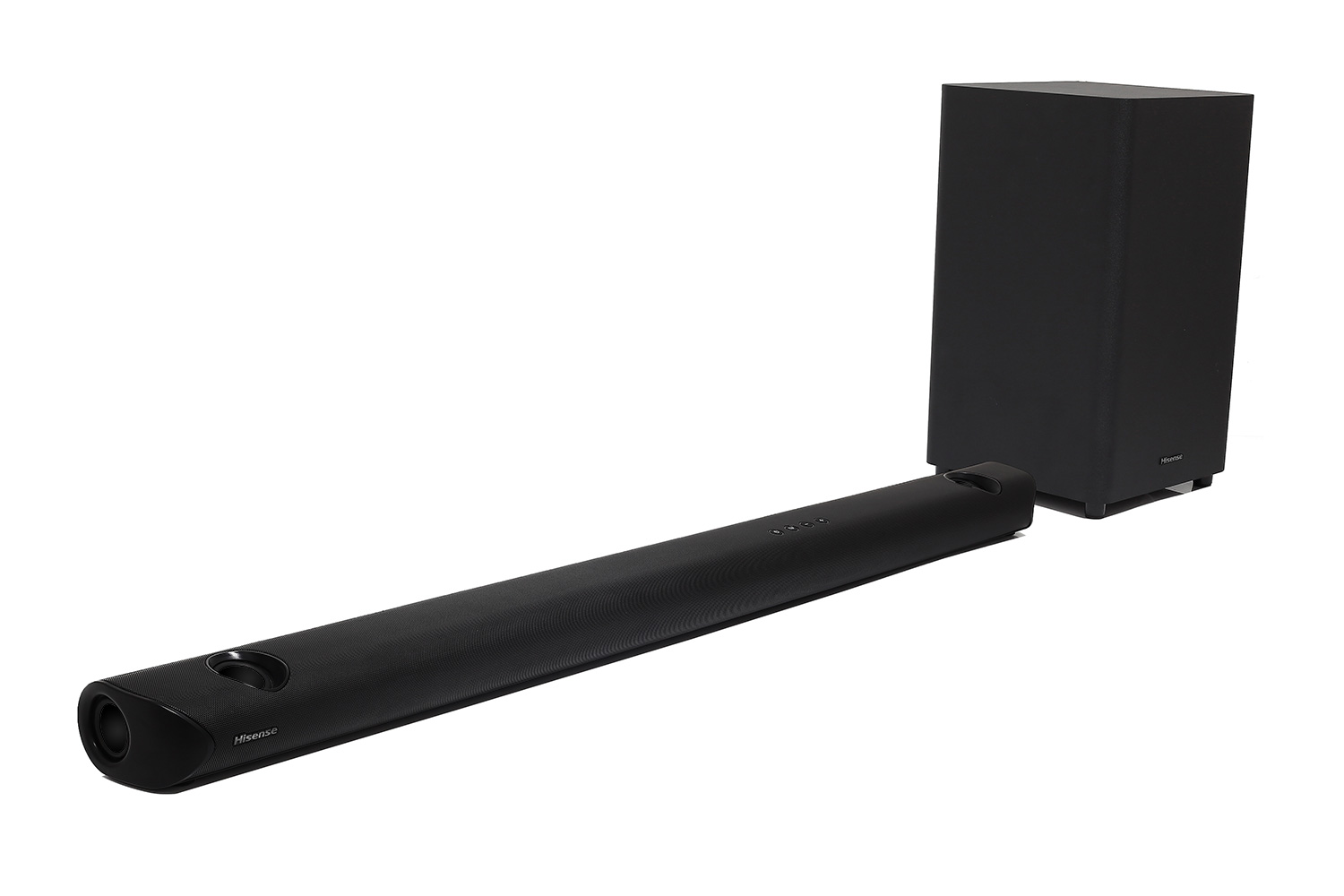 Hisense is breaking into a new market with two sound bars