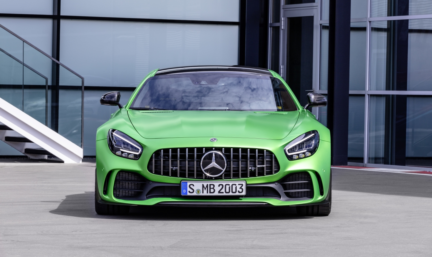 Mercedes is partnering with Microsoft to handle its data