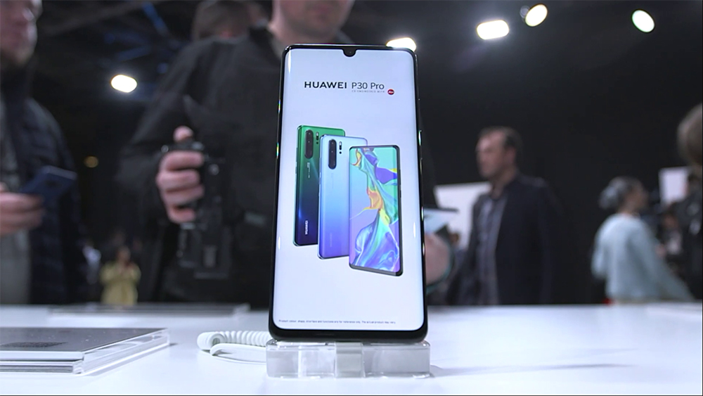 Huawei P30 Pro – Entertainment Device