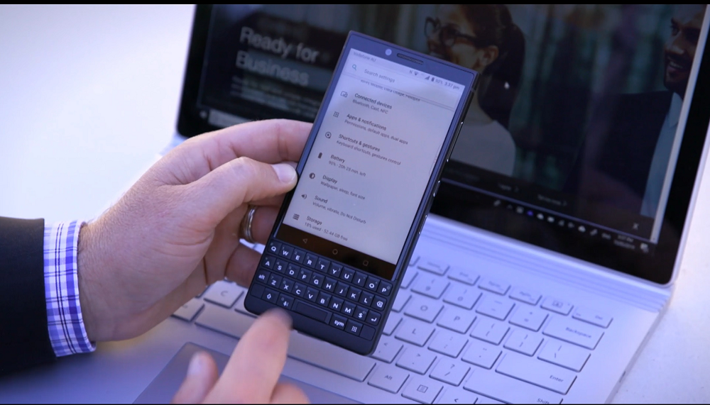 CyberShack TV Season 25: Ep04 – BlackBerry KEY2