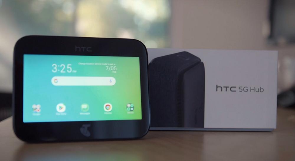 CyberShack TV Season 25: Ep04 – HTC 5G Hub