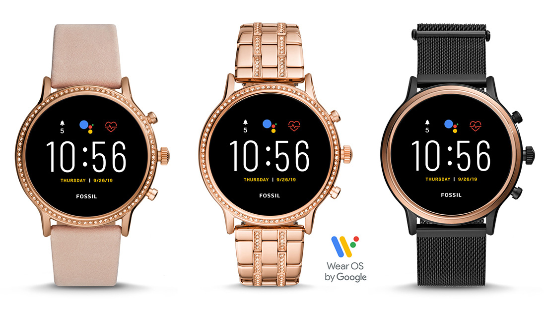 Fossil's leaked smartwatches have been officially announced