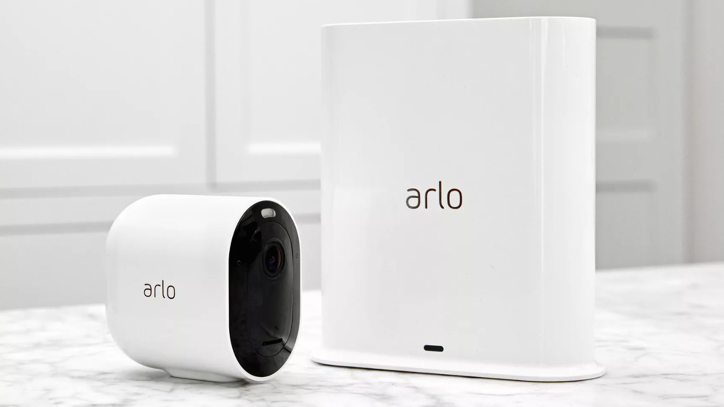 Here's Arlo's new security camera system