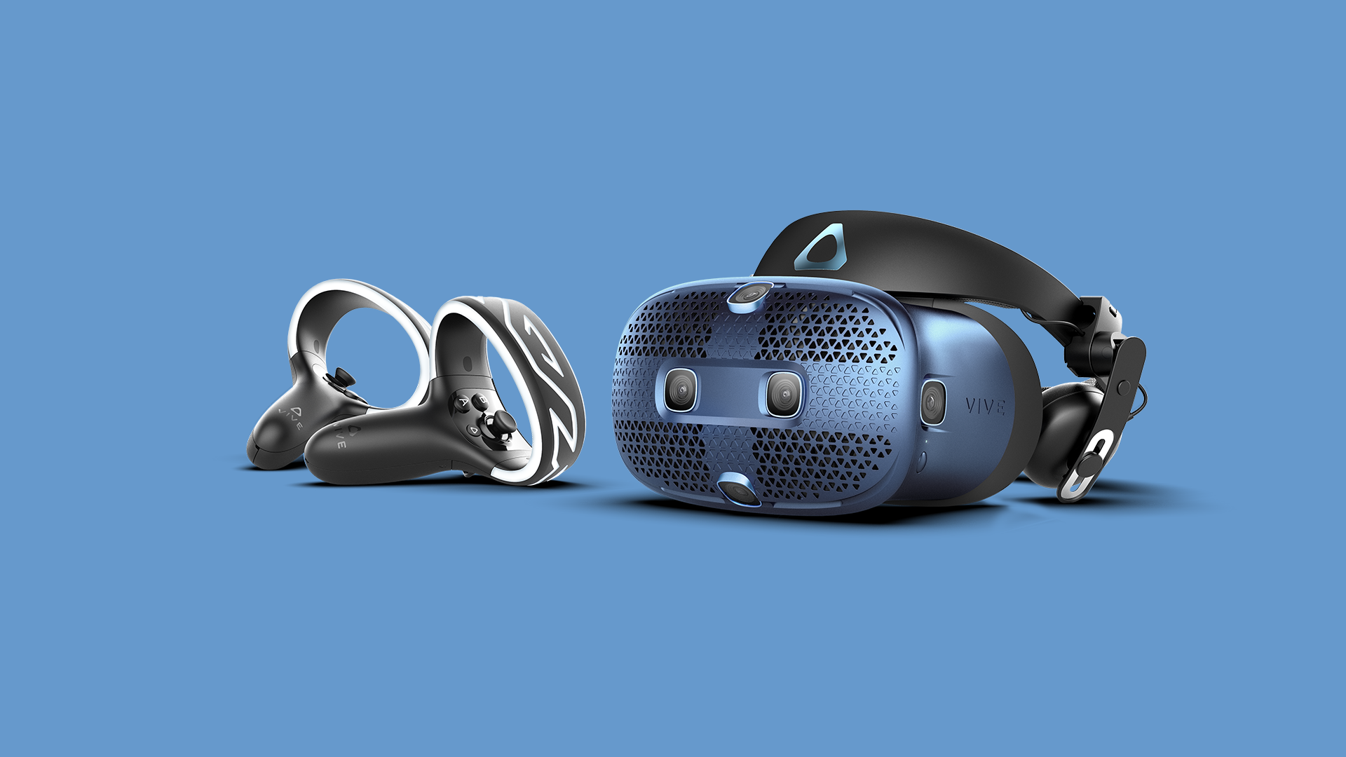 HTC's Vive Cosmos VR headset will be available next Friday
