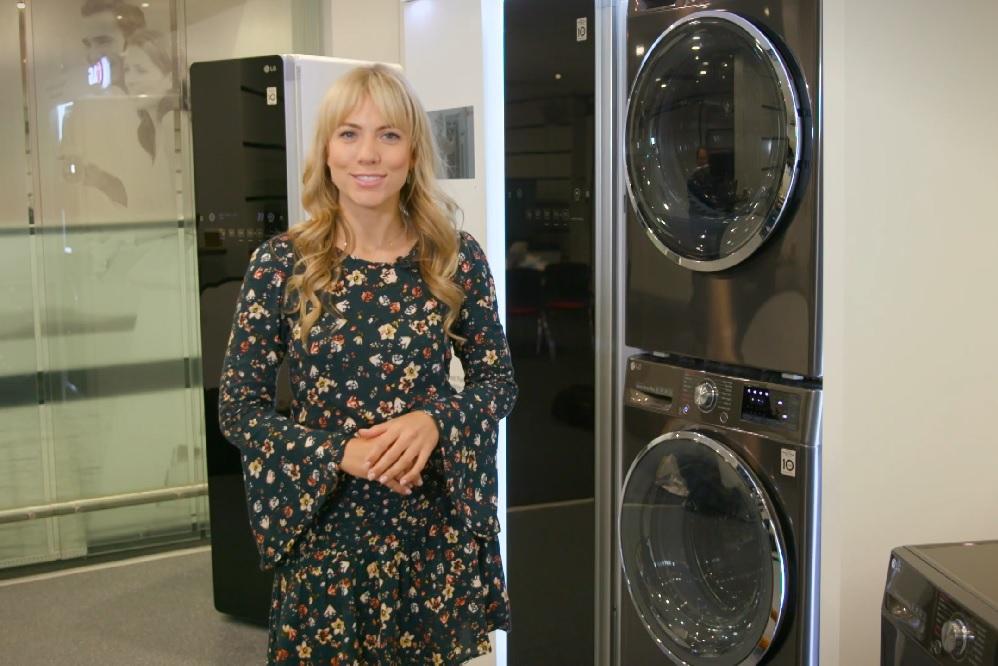CyberShack TV Season 25: Ep09 – LG Washer and Dryer