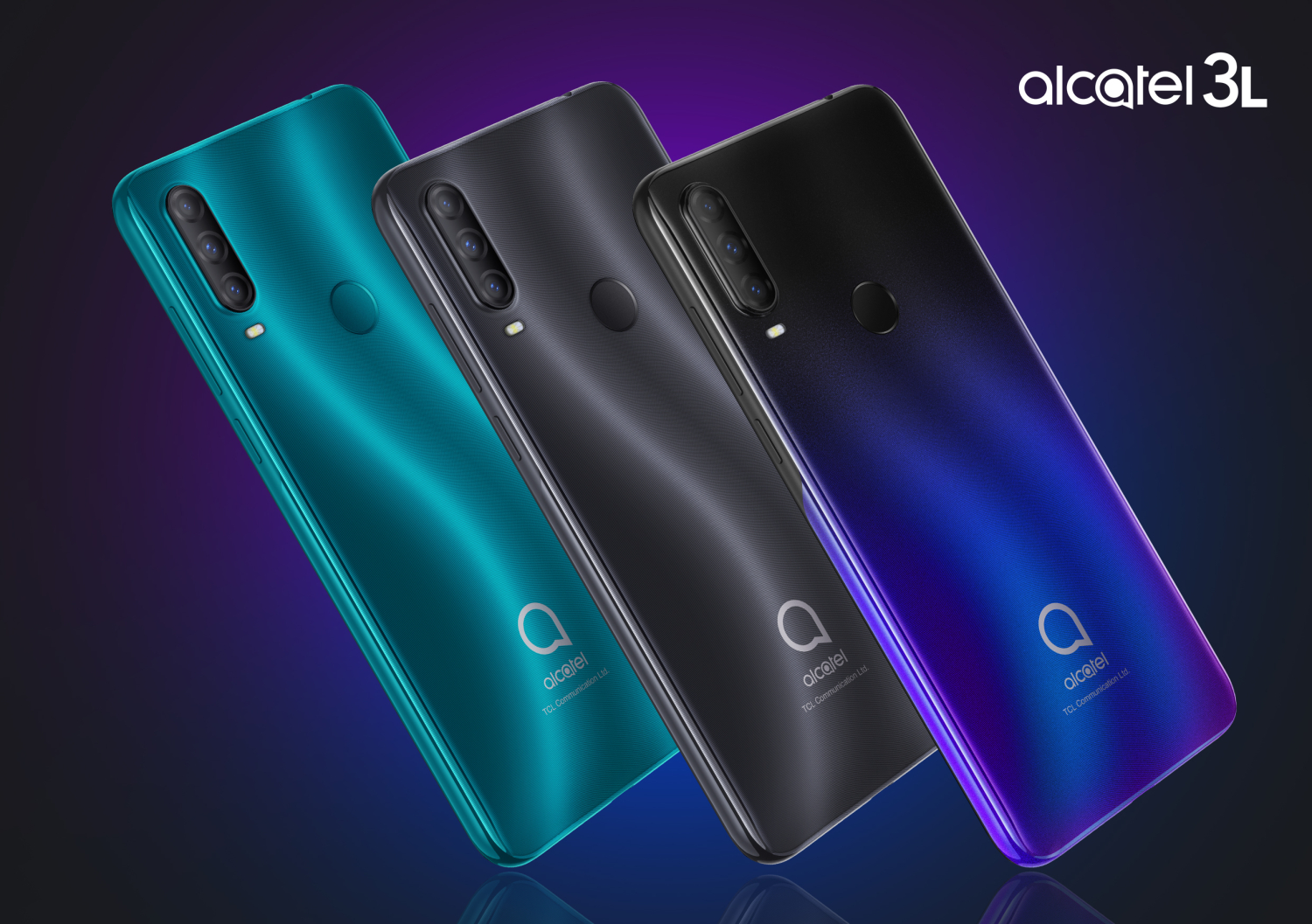 Alcatel announces four new phones for this year