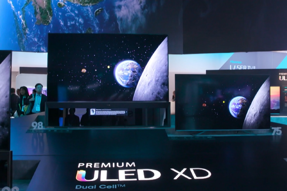Hisense ULED XD TV