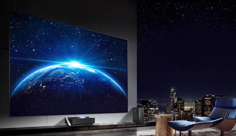 Hisense will bring its latest laser TV to Australia