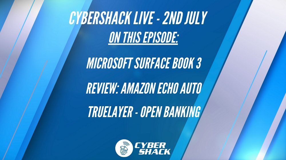 CS Live – Ep 10: The latest laptop tech from Microsoft, Open Banking and ...