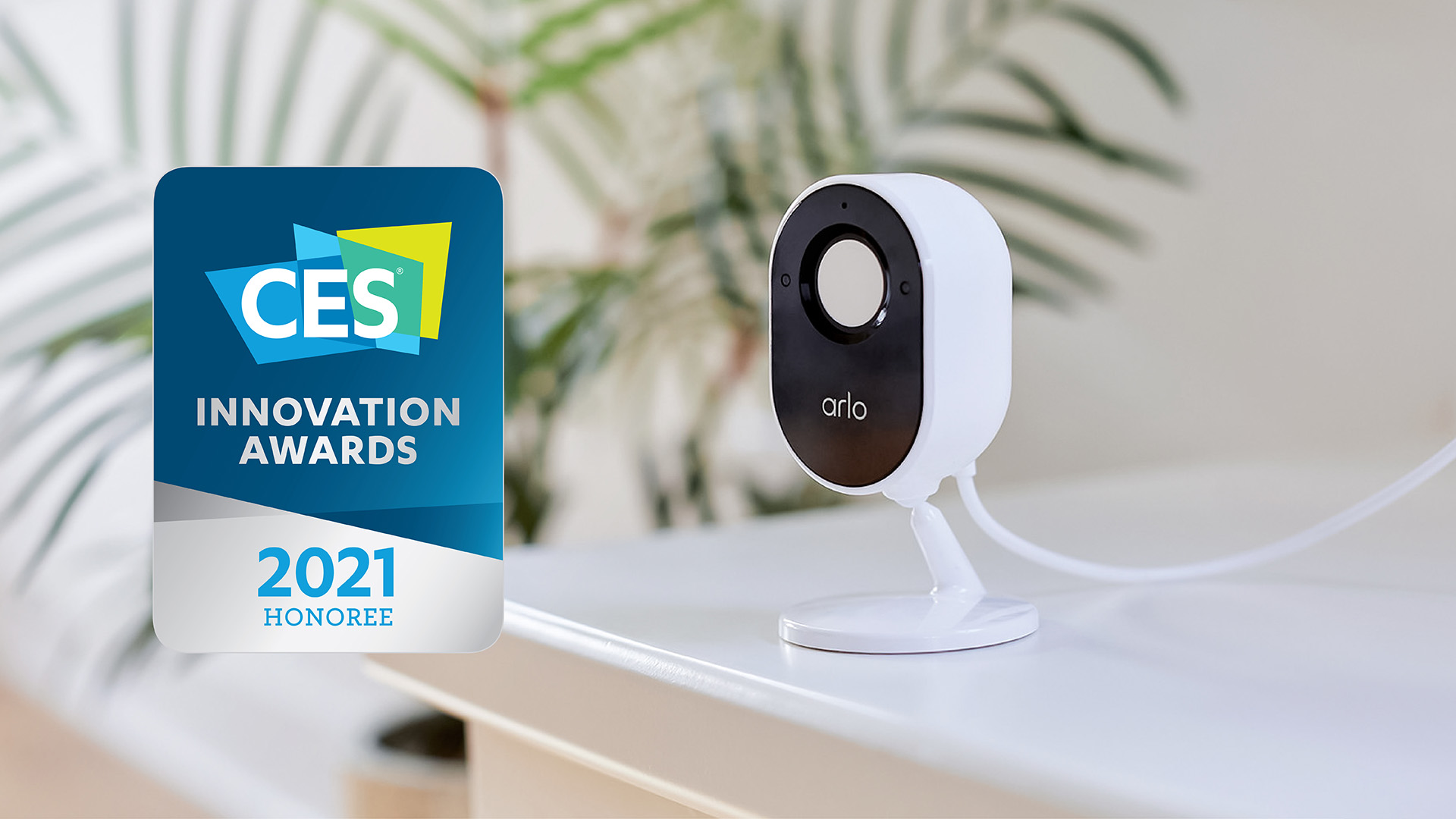 Arlo receives two CES Innovation awards for its new security products