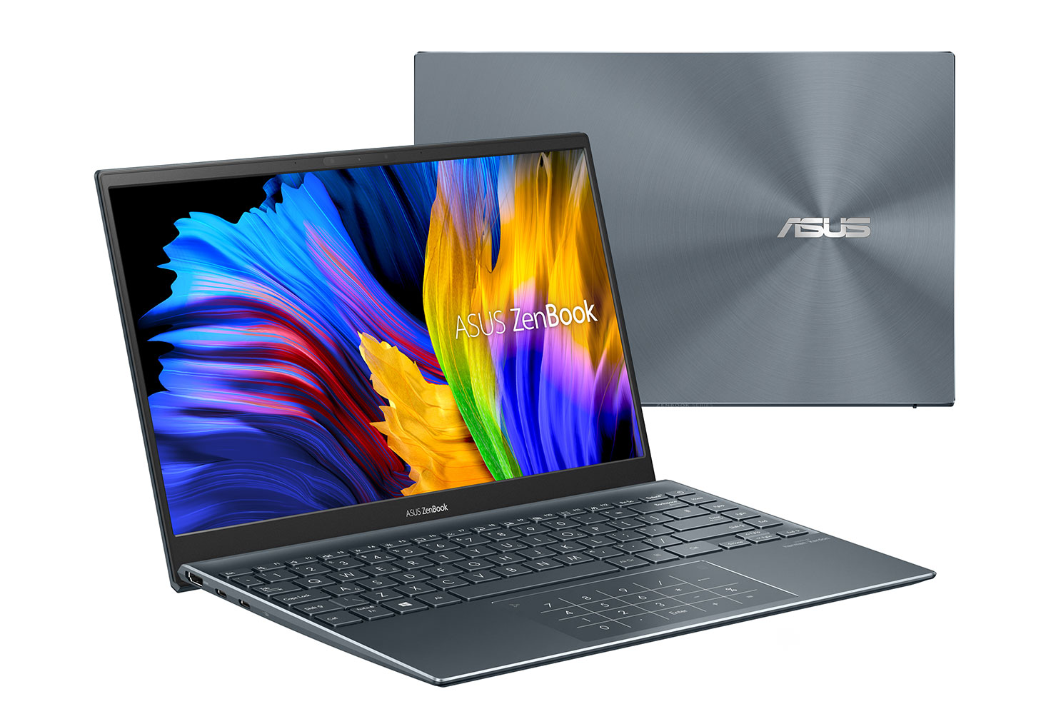 Asus' new Zenbook laptops continue the double-display trend