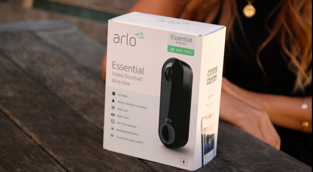 CyberShack TV Season 27: Ep1 – Arlo Video Doorbell