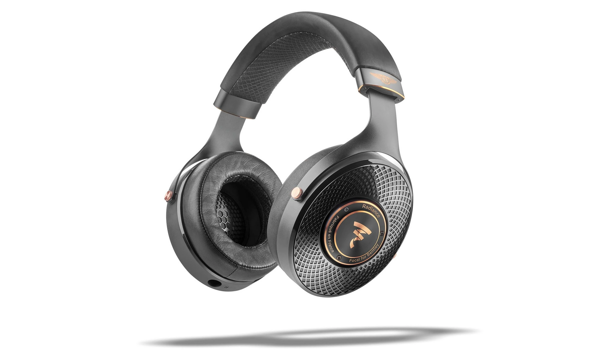 The Focal for Bentley Radiance Closed-Back Headphones are $2000 auditory bl...