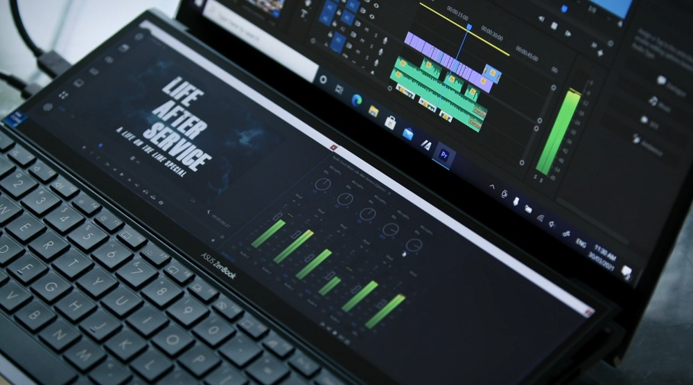 CyberShack TV Season 27: Ep2 – Asus ZenBook Duo UX482