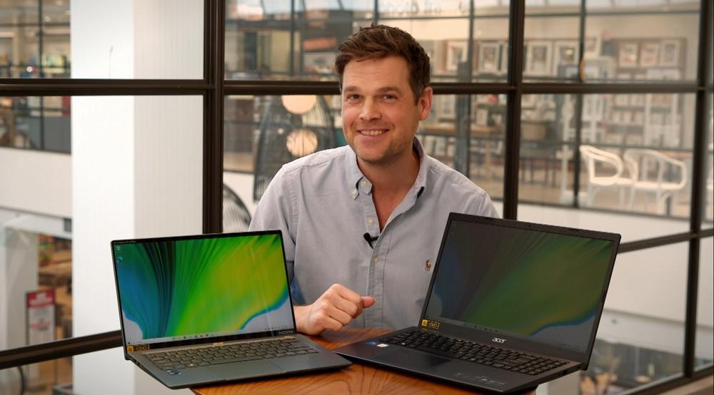 CyberShack TV Season 27: Ep4 – Acer Swift 5 and Aspire 5